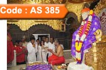 All Seasons - Shirdi 2 Days With Flight Package (Code:AS-385)