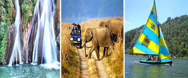 Nainital Corbett Mussoorie Holiday Package(Code:AS-64)