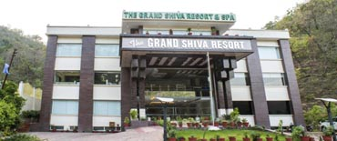 Grand Shiva Resort, Rishikesh (Code:AS-97)