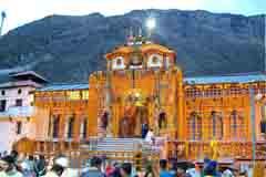 Badri Kedar Festival