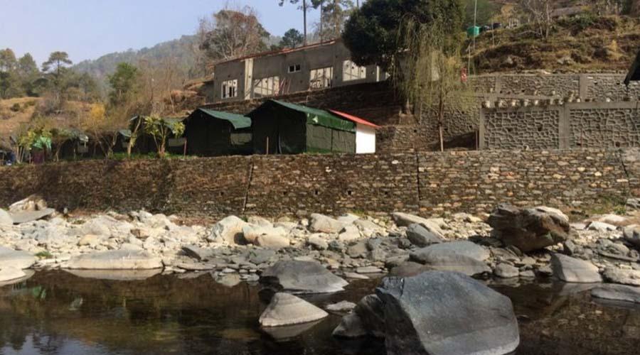camp pine riviera padampuri bhimtal online with 16